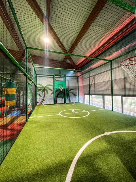 Campo calcetto/basket