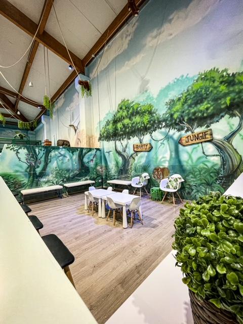 Sala giungla